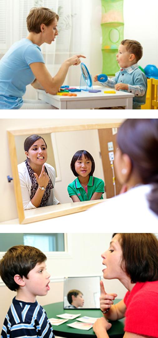 Child Speech learning